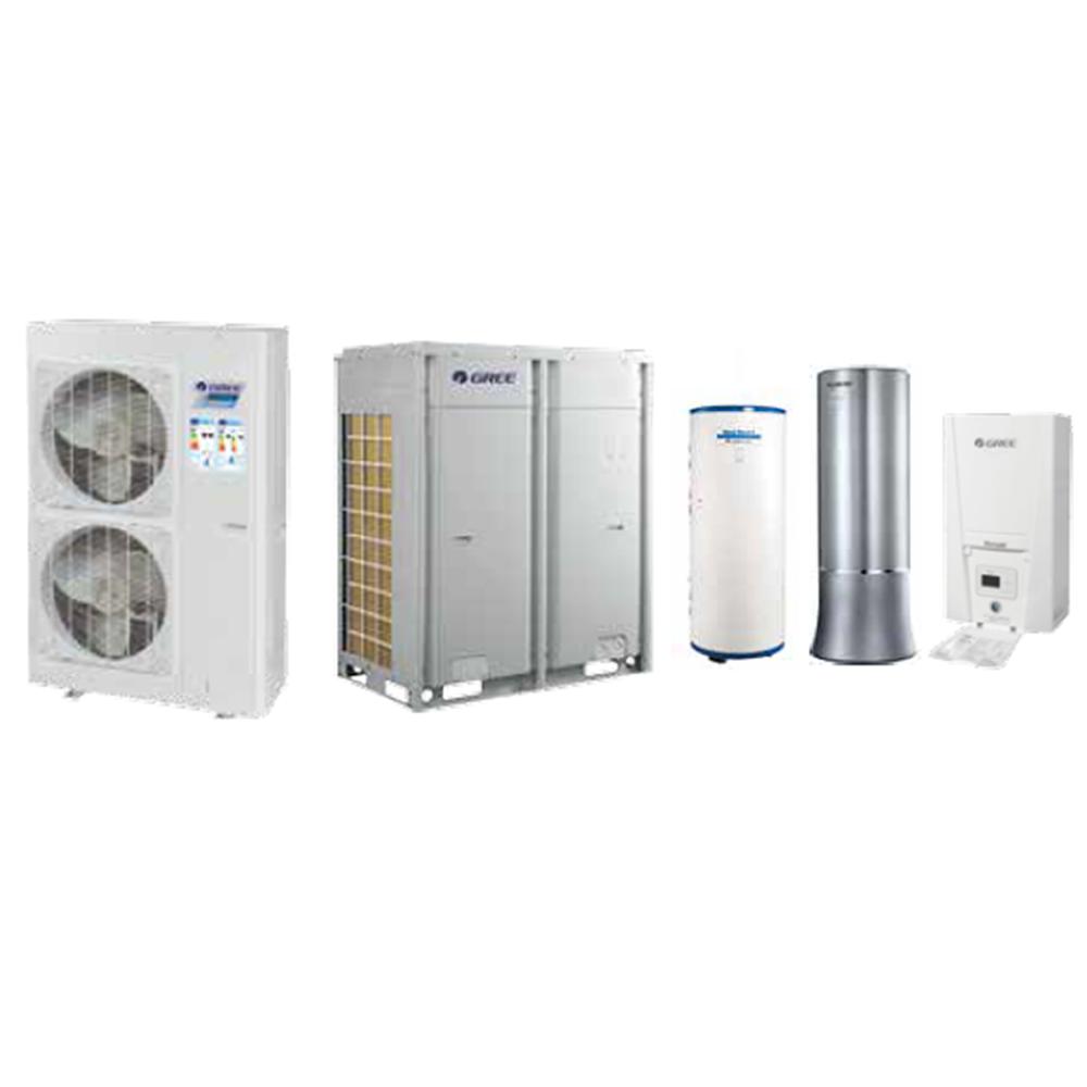 GMV5 Home Sıcak Su Entegreli VRF