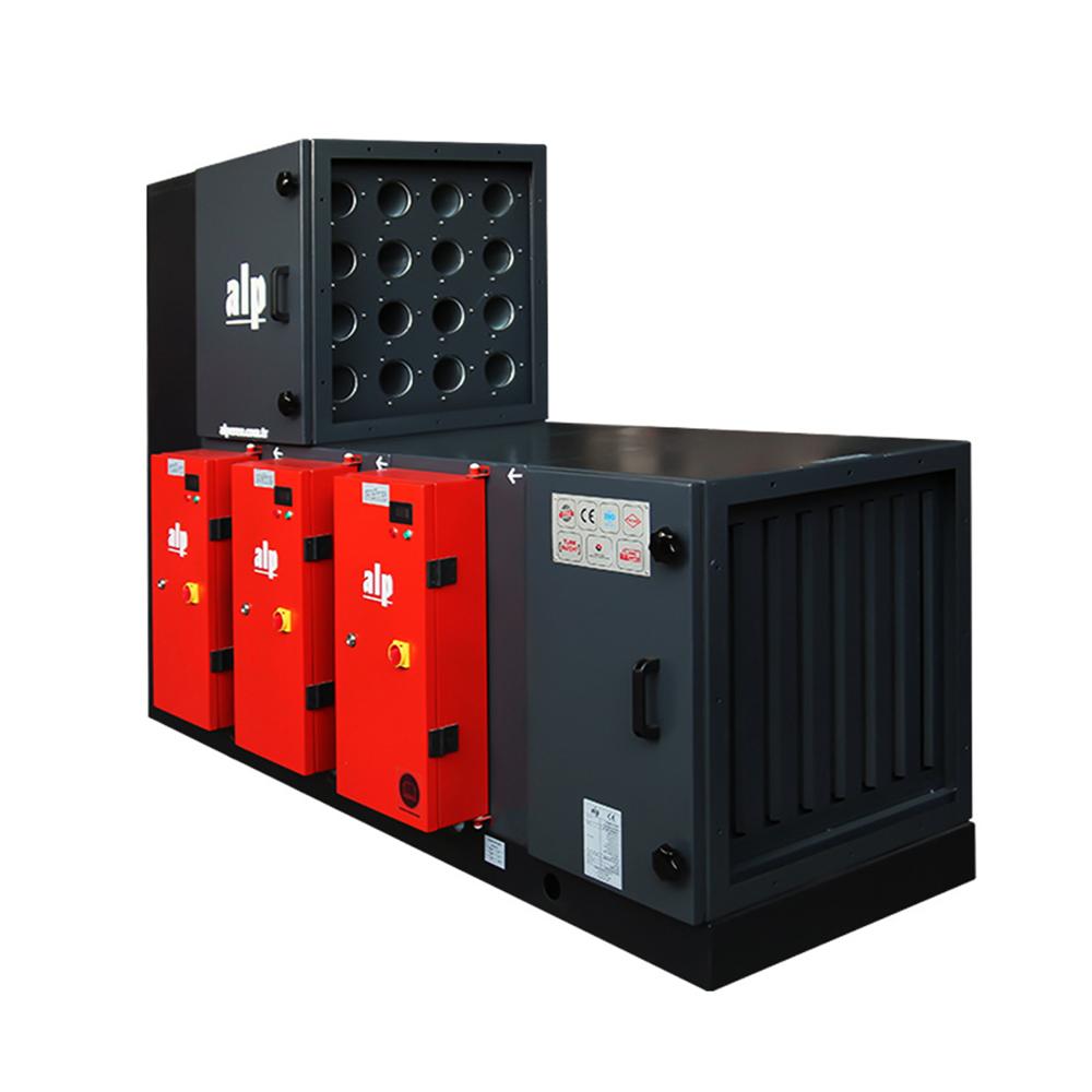 EMX Elektrostatik Filtreler resmi